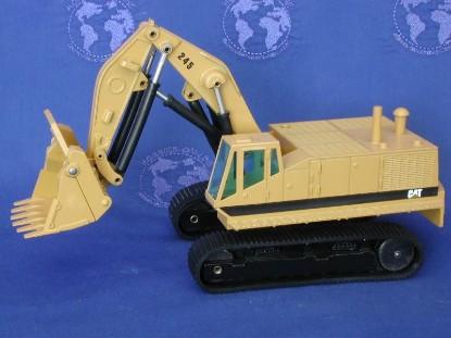 caterpillar-245-shovel-nzg-NZG177