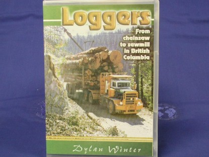 dvd--loggers-logging-in-british-columbia---VID660