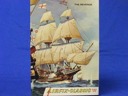 -the-revenge-ship-model-by-airfix-classic-366--MSC34