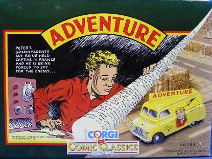 -adventure-comic--bedford-van-corgi-COR98754