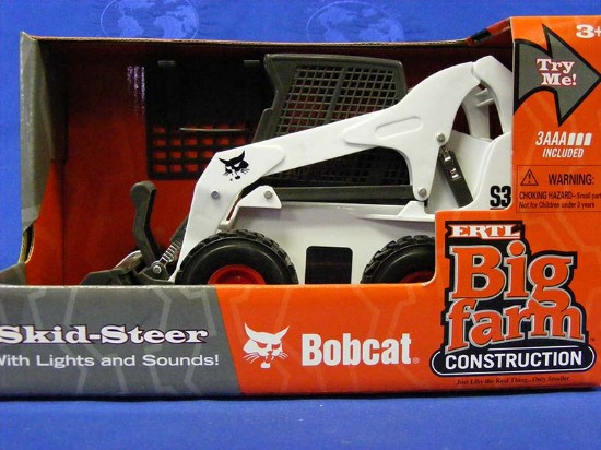 Buffalo Road Imports Bobcat S300 Skidsteer W Lights Sound