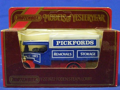 1922-pickfords-delivery-truck-matchbox-yesteryear-MMYY27