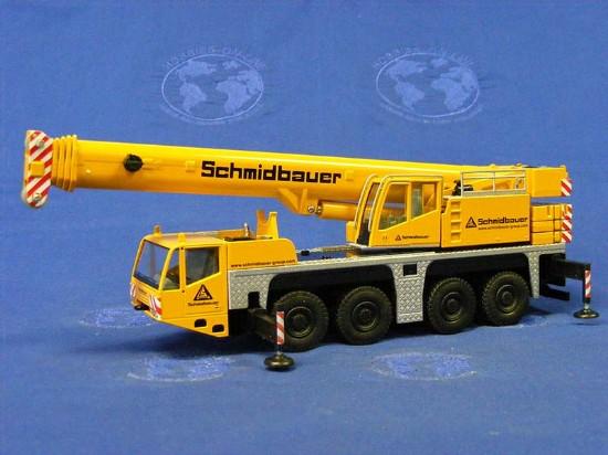Terex Demag AC100/4 crane SCHMIDBauer