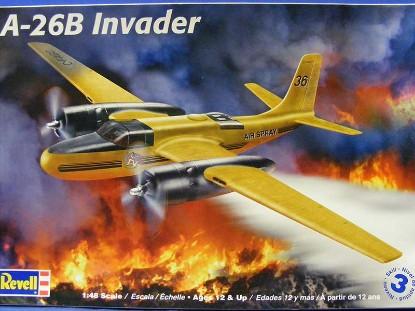 a-26b-invader-revell-REV85-5524