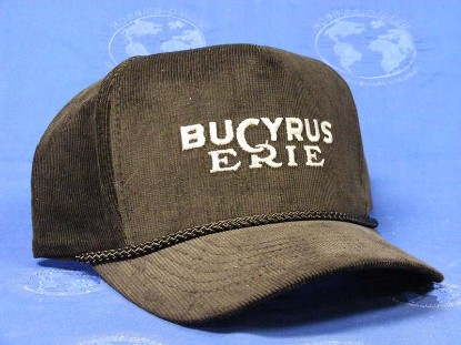 hat-bucyrus-erie-black-with-silver-letters-brih-hats-BRIH003