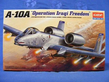 a-10a-operation-iraqi-freedom--academy-hobby-model-kits-AHM12402