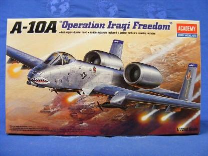 a-10a-operation-iraqi-freedom--academy-hobby-model-kits-AHM12402
