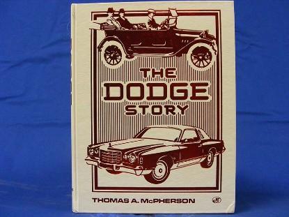 the-dodge-story-by-thomas-mcpherson--BKSTDS