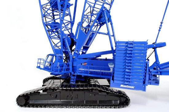 Manitowoc 18000 crane blue LAMPSON LE500