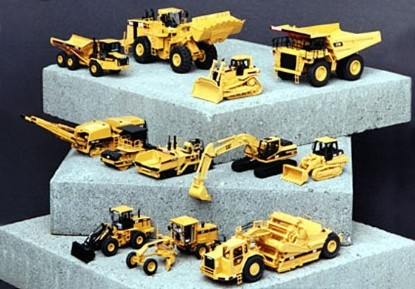 Picture of Cat 140H grader