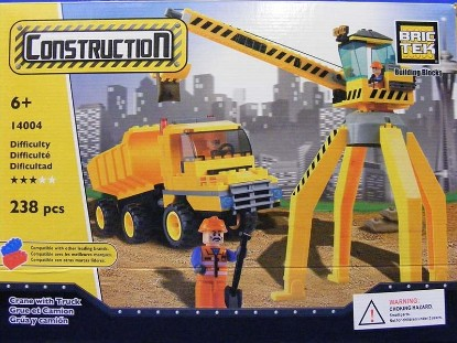Picture of Construction -Crane with Truck