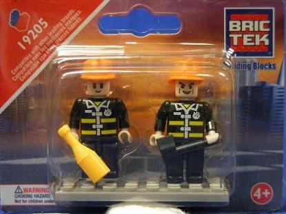 Picture of Mini Figures - Fire Brigade (2)