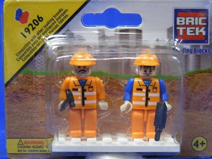 Picture of Construction Mini Figures (2)
