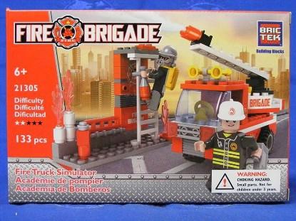 Picture of Fire Brigade - Fire Truck Simulator