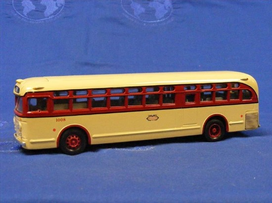 Picture of  GM 4506 bus DSR