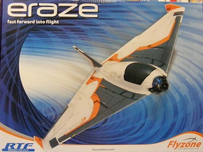 Picture of ErazeRadio Control Flying Wing RTF