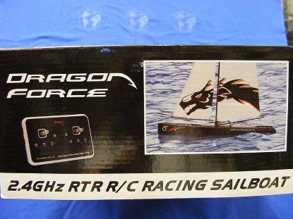 Picture of Dragon Force R/C Sailboat