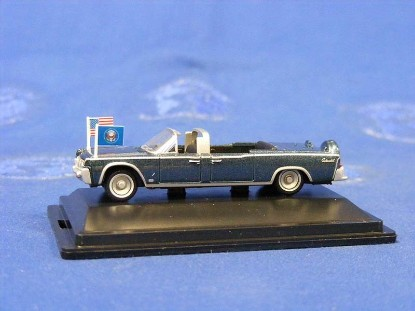 Picture of 1961 Lincoln Continental X100 Pesidential Car