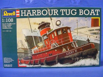 Picture of Harbor Tug Boat Kit