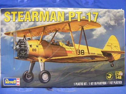 Picture of Stearman PT-17 Biplane