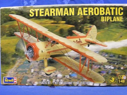 Picture of Stearman Aerobatic Biplane