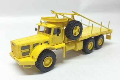 Picture of Willeme W8SA 6x6 oil field gin pole truck