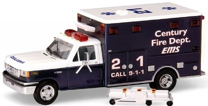 Picture of  Ford E-350 Ambulance - Millenium
