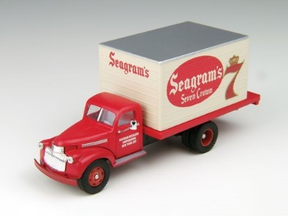 Picture of 1941-1946 Chevrolet Reefer Truck-Seagram's