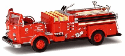 Picture of  Crown Firecoach  Pumper - Los Angeles