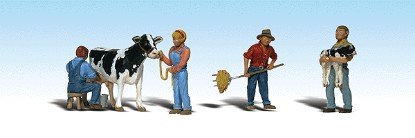 Picture of Dairy Farmers (6 Pcs)