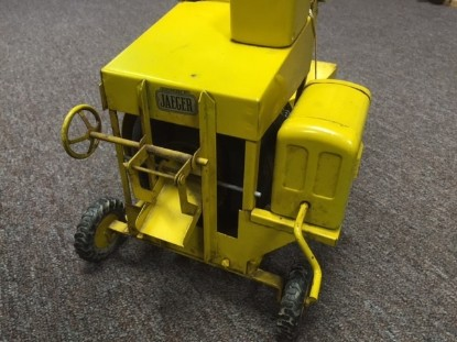 Picture of Jaeger concrete mixer