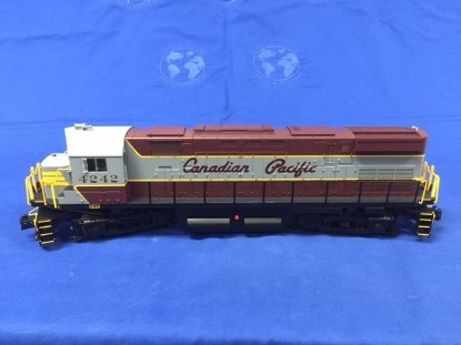 Picture of C424 Phase 3 Diesel loco CANADIAN PACIFIC