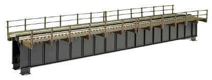 Picture of Deck Girder bridge   3 rail