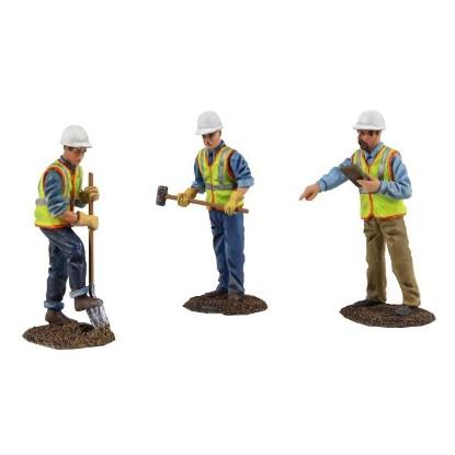 Picture of Construction workmen set (3)