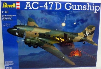 Picture of AC-47D Gunship