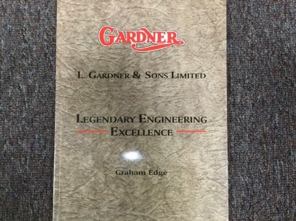 Picture of Gardner & Sons Limited   engines