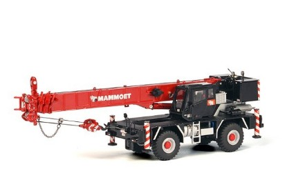 Picture of Grove RT540E RT crane   MAMMOET