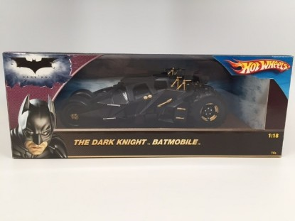 Picture of Batmobile - The Dark Knight (2008)