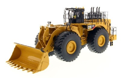 Picture of Caterpillar 994F wheel loader