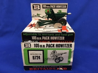 Picture of 105mm Pack howitzer