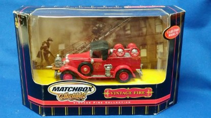 Picture of 1930 Ford Model A Fire Engine