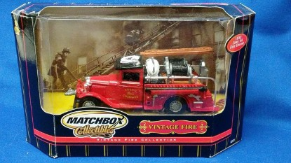 Picture of 1932 Ford AA Fire Engine
