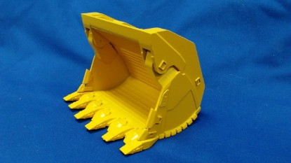 Picture of Shovel bucket for Komatsu PC8000-6