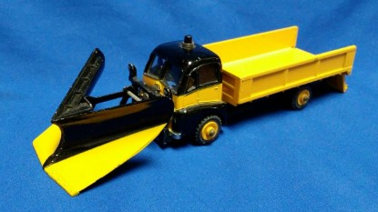 Picture of Guy Warrior snowplow