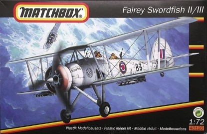 Picture of Fairey Swordfish II/III
