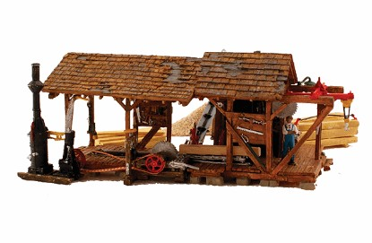 Picture of Buzz's Sawmill - Built & Ready - Lighted