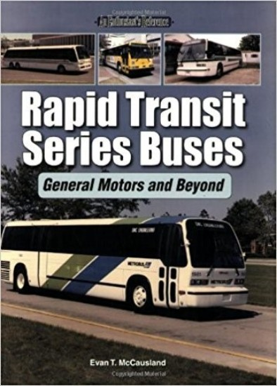 Picture of Rapid Transit Series Buses: General Motors and Beyond
