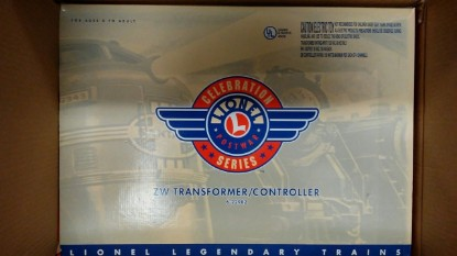 Picture of LIONEL 6-32930 ZW Multi-Watt Transformer & Powerhouse Power Supply Set