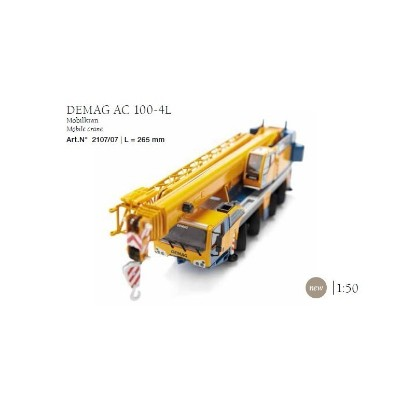 Picture of Demag AC100/4L crane