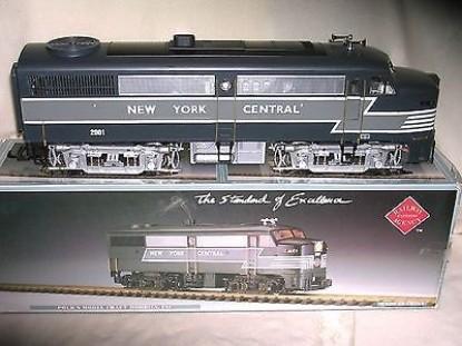 Picture of Alco FA1 NY Central locomotive